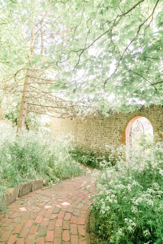 Kipling Gardens in Rottingdean engagement photography | Brighton engagement photographer