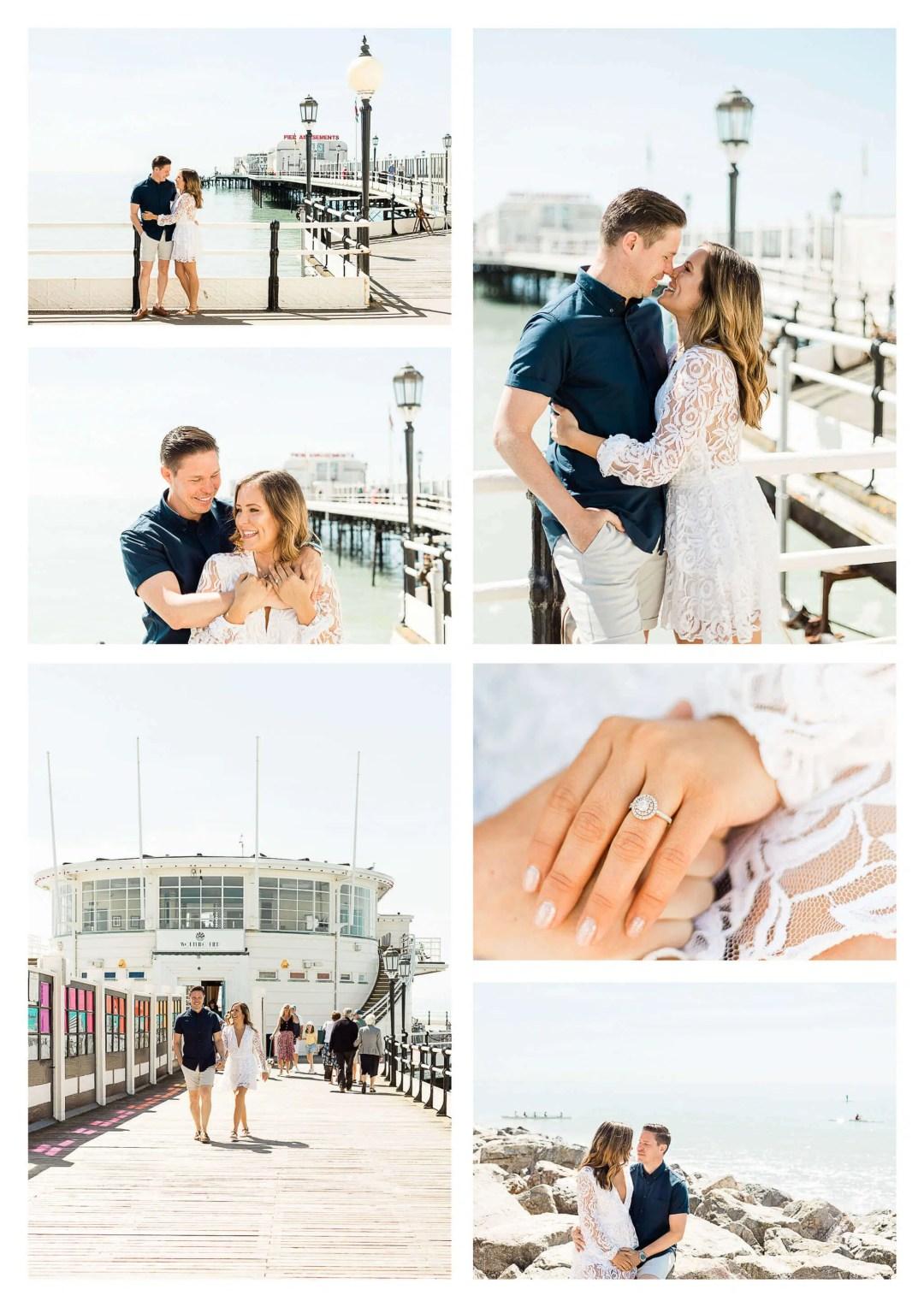 Worthing Pier Engagement Photography   Worthing Wedding Photographer