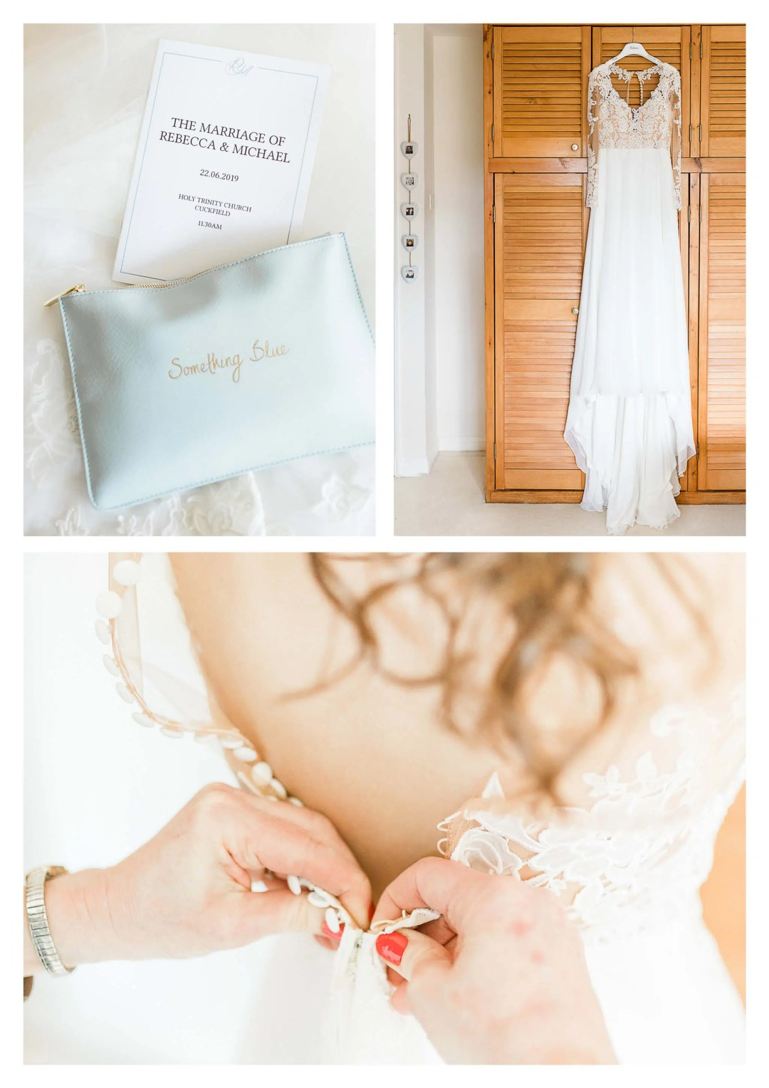 Buxted Park Hotel wedding Photography | Bride getting ready with Uckfield photographer