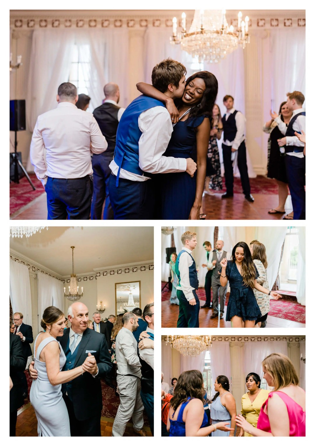 Buxted Park Hotel wedding with Jester from Alive Network