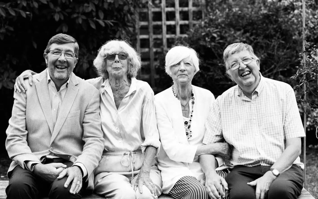 Family gathering photographer for reunion in Haywards Heath