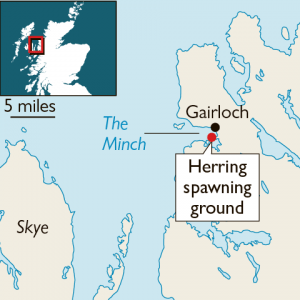 Gairloch on map