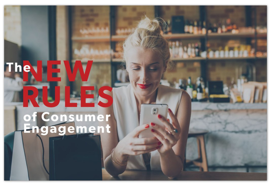 Check out the 6 New Rules of Consumer Engagement researchers need to meet rising brand expectations and get ahead of competitors.