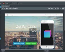 Download Bootstrap Studio Untuk Mempercepat Desain Website