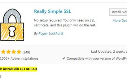 Plugin Really Simple SSL Full Secure