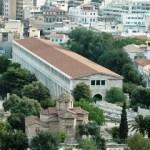 Kota Athena, Yunani