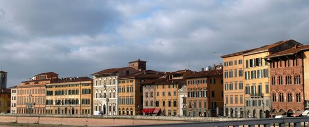 Pisa dan Firenze