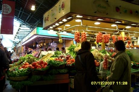 Pasar-Pasar Tradisional Eropa