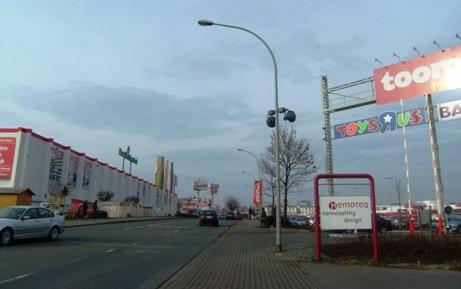Einkaufszentrum, Pusat Belanja Yang Bukan Mal