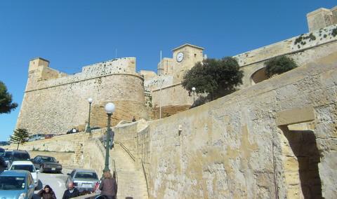 Di Pulau Gozo, Malta