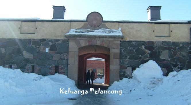 Jelajah Kompleks Benteng di Suomenlinna, Helsinki
