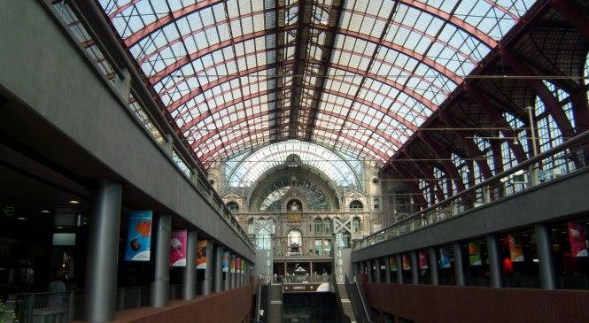Perjalanan di Kota Pusat Berlian Dunia, Antwerpen (1)