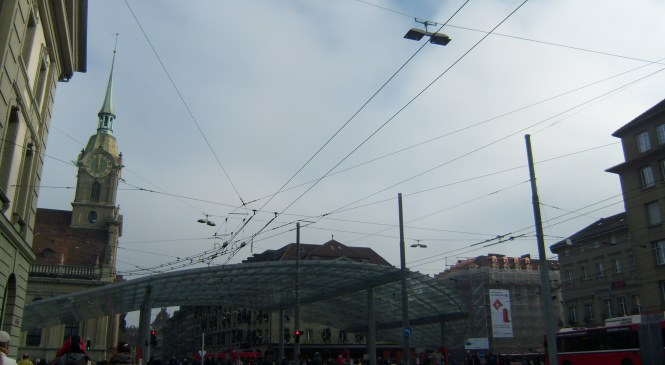 Sekejap di Ibukota Swiss