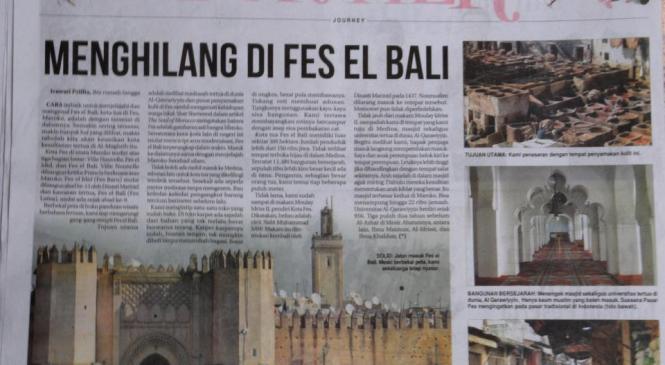 Artikel di Jawa Pos Hari Ini