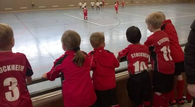 Turnamen Sepak Bola di Birkesdorf