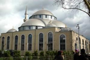 Masjid indah di Jerman