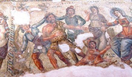 Kota Arkeologis Pafos