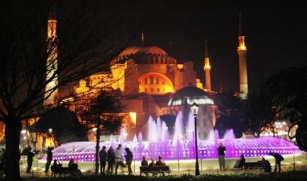 Sisa-Sisa Kejayaan Byzantium di Istanbul