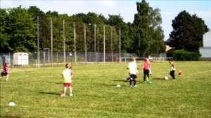 Sepak bola anak Jerman