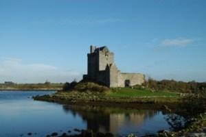 Kastil di Irlandia