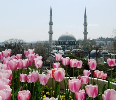 Masjid Eyup Sultan Istanbul