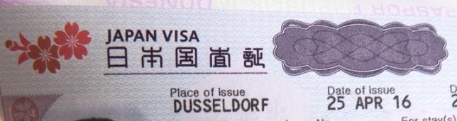 Proses Aplikasi Visa Jepang