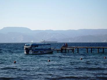 Aqaba, Kota Tepi Laut Yordania