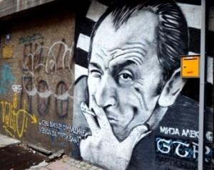 Grafiti politik