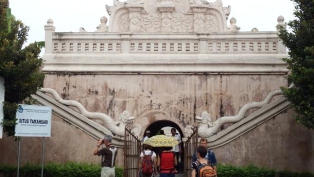 Istana Air Yogyakarta