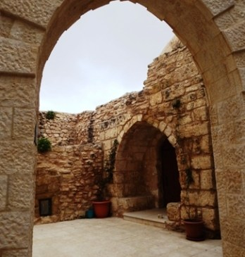 Makam Nabi Yusha dan Syuaib di Al-Salt