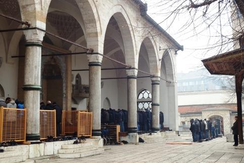 wisata religi di bosnia