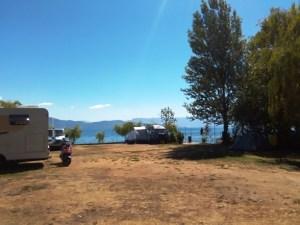 auto kamp Rino Ohrid