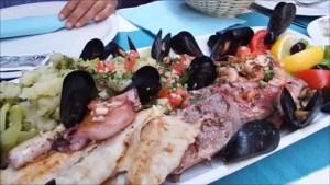 Seafood dubrovnik