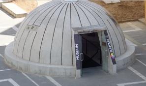 Bunk'Art 2 entrance Tirana