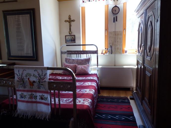 old furniture mother teresa