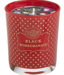 Black Pomegranate Country Candle Kelvin Pharmacy Glasgow