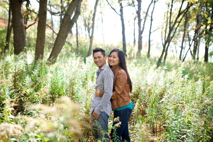 High Park Engagement Photo Session