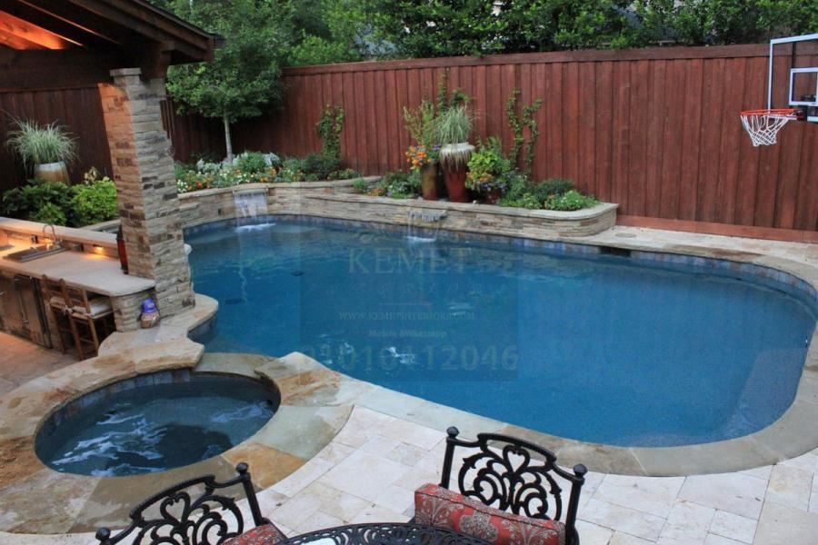 شركة حمامات سباحة في مصر 01010112046 Kemet Pools تكلفة