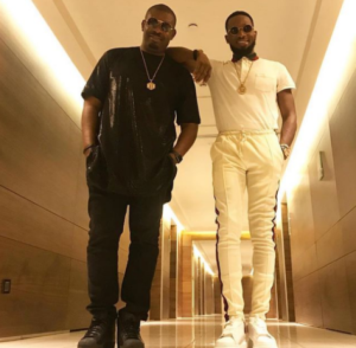 d banj reconciles with don jazzy