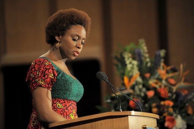 Image result for I was sexually molested at 17 by a big man in media' – Chimamanda Adichie