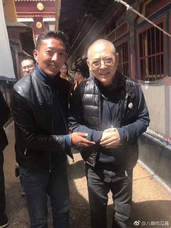Fans shocked at the recent pictures of Chinese actor, Jet Li