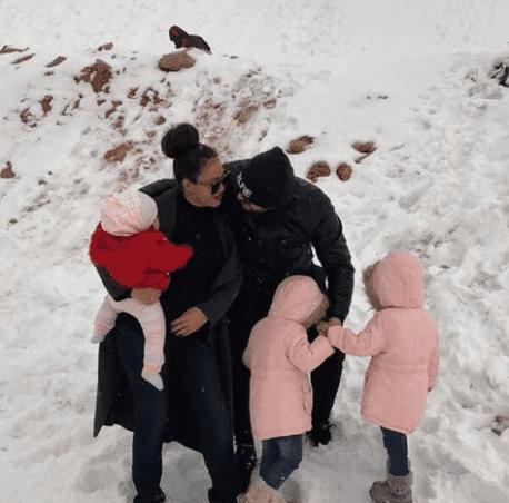 Nadia Buari has four kids
