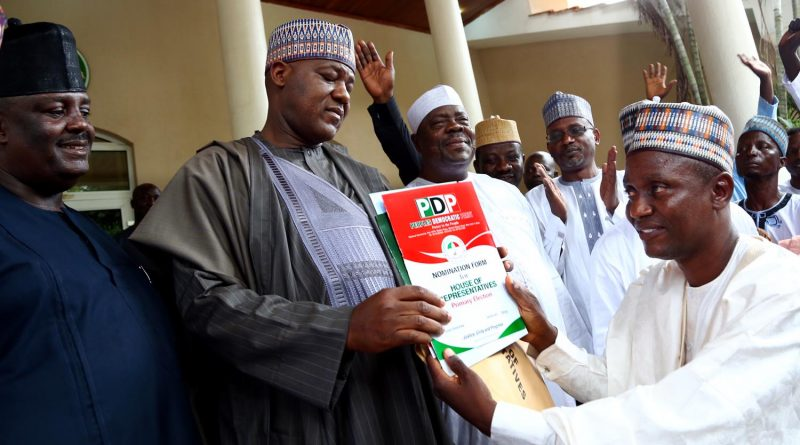 I was asked to beg for a ticket in APC - Dogara