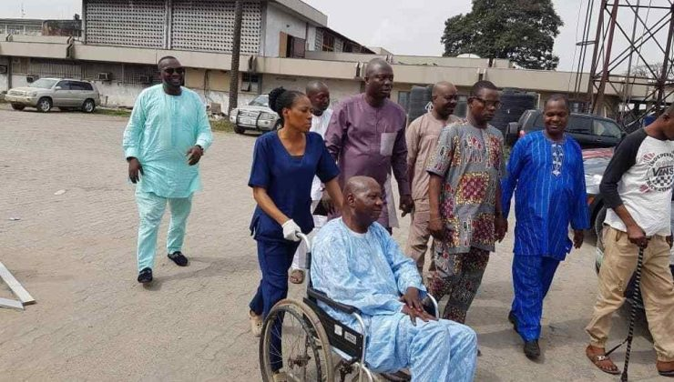 Image result for Baba Suwe  BABA SUWE FINALLY DISCHARGED FROM LUTH, SEE WHERE HE'S HEADED NEXT 78AD2F12 CC49 4A77 B432 4D403BE54BF4 1000x567