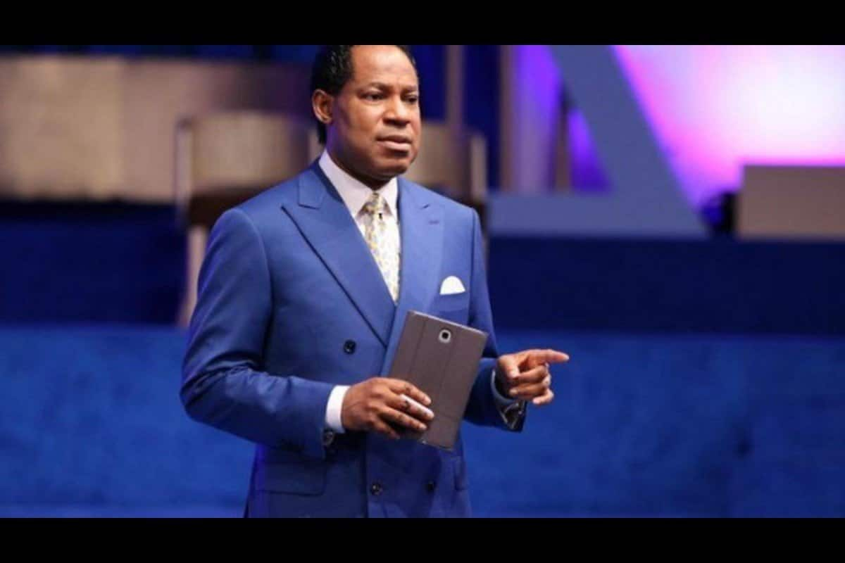 US riots are not about Black Lives Matter, theyre to disband the police and implant microchips  Pastor Oyakhilome - Kemi Filani