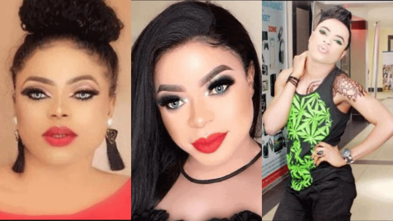 Bobrisky turns marriage counselor as he speaks on domestic violence - Kemi Filani