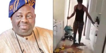 Chidera Jedidiah: Dele Momodu calls for prayer over viral video of US-based Nigerian kid destroying mothers properties - Kemi Filani