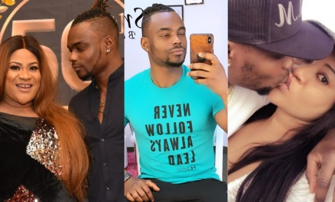 Mike Adeyemi opens up on his relationship status with Nkechi Blessing