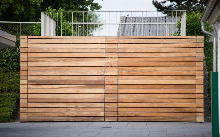 Hang/Terrassen-Garage
