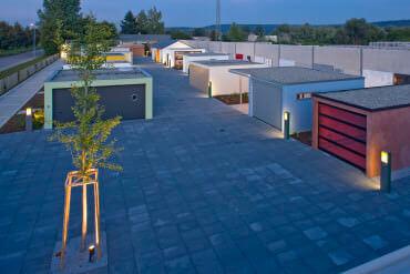 Auf 2600 m²